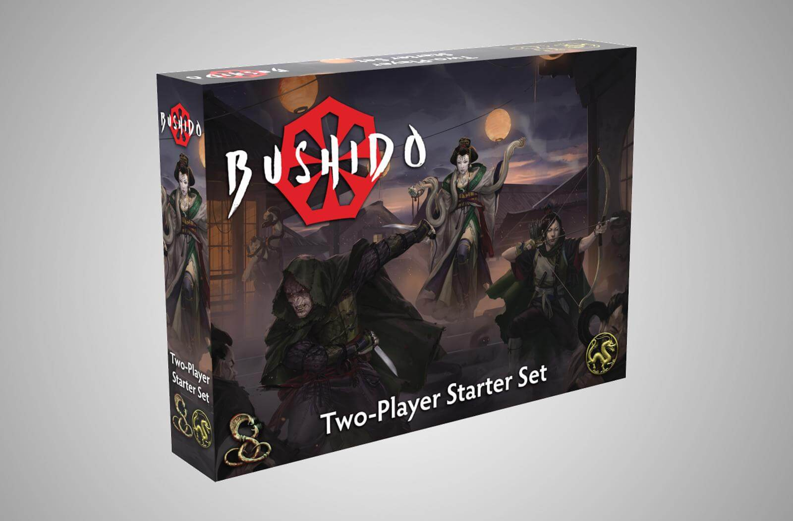 Bushido 2-Player Starter Set.