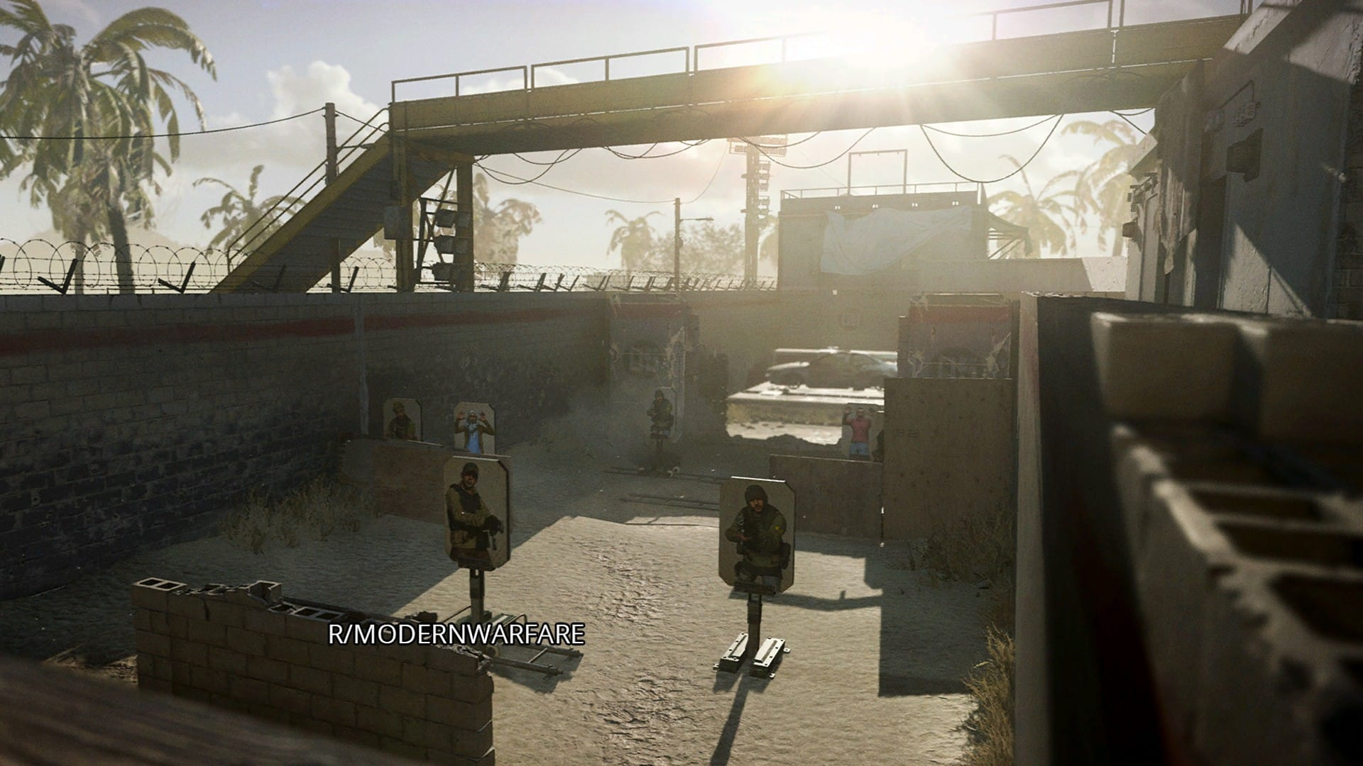 Call of Duty: Modern Warfare New Maps Gun Range