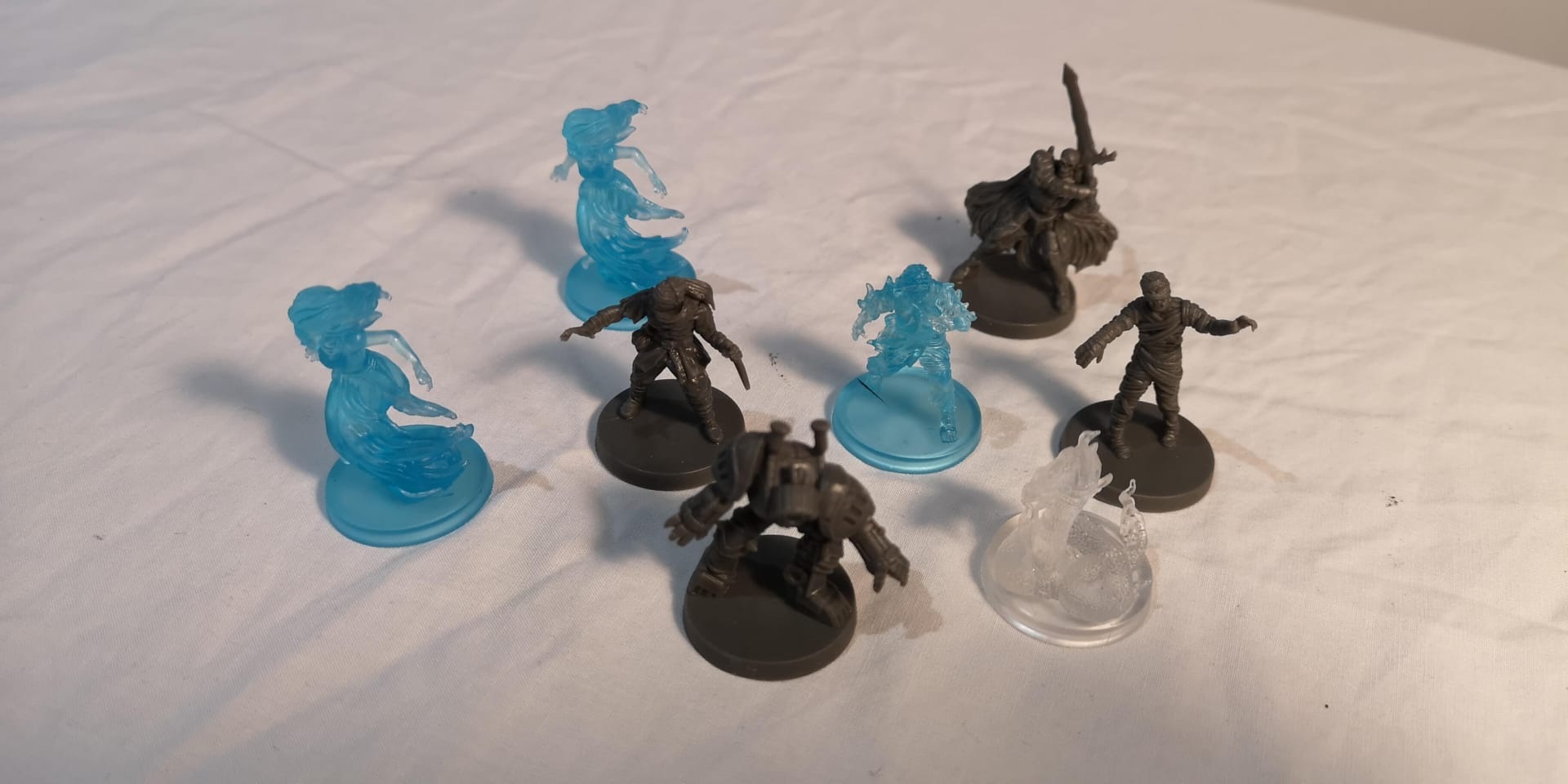 Fantasy Series 1 Miniatures.