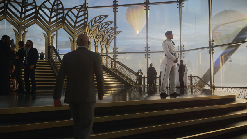 Hitman 3 Screenshot 1