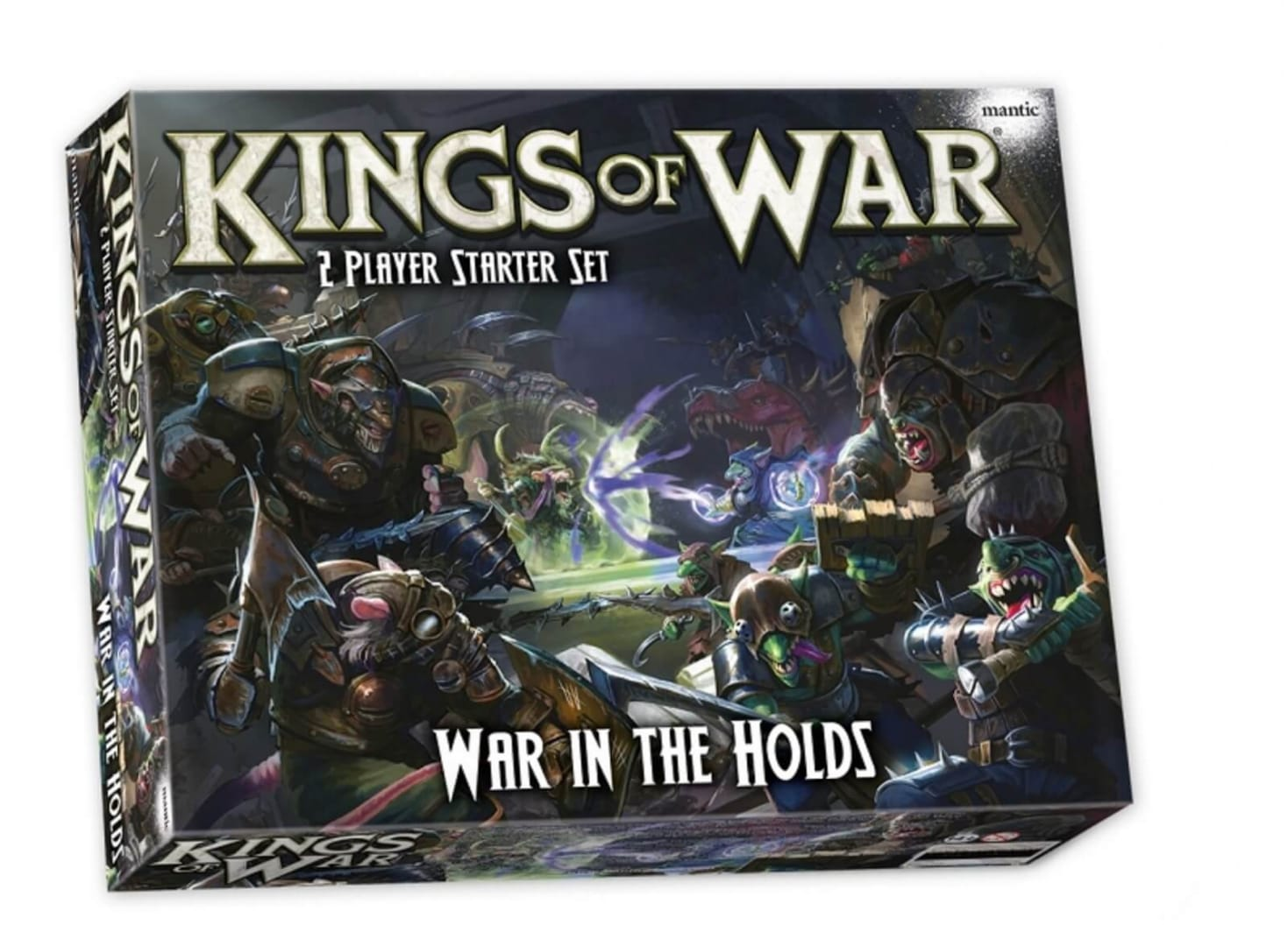 Kings of War War In The Holds.