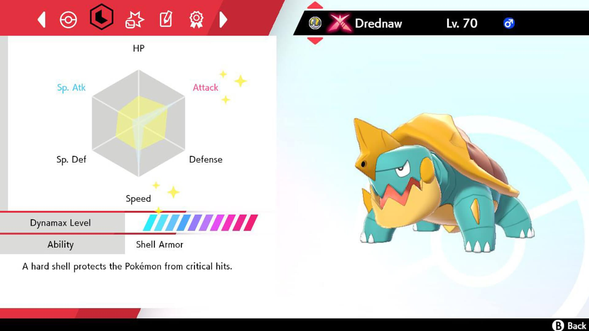 Pokemon Sword Shield Perfect EV