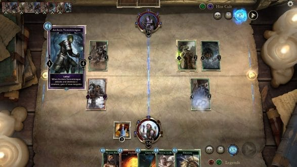 The Elder Scrolls Legends_screen