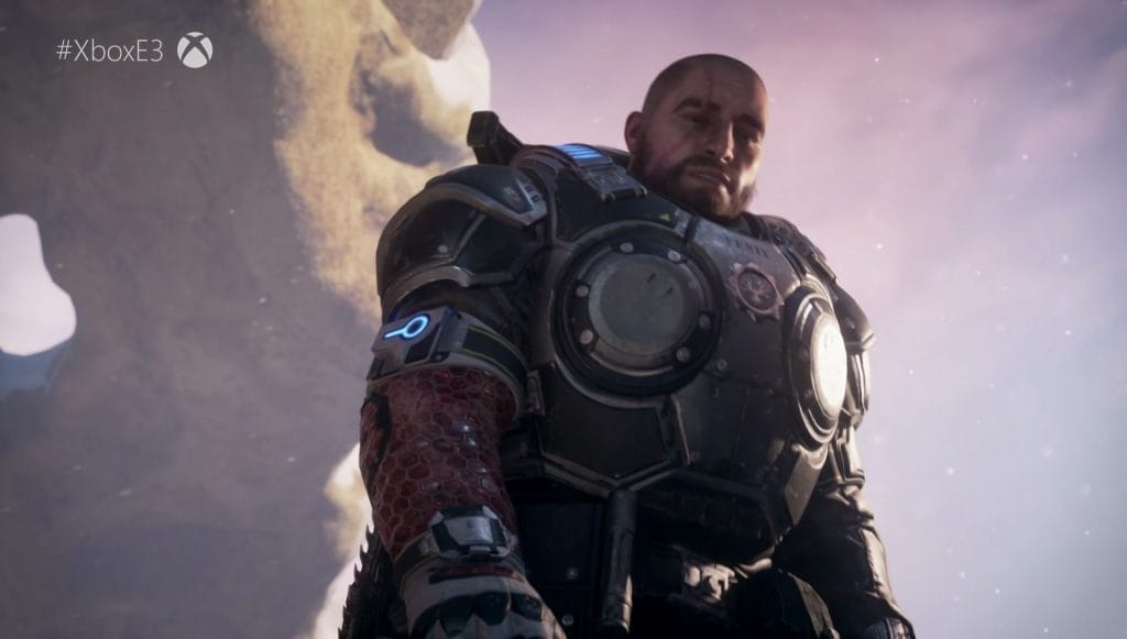 gears of war 5 xbox e3