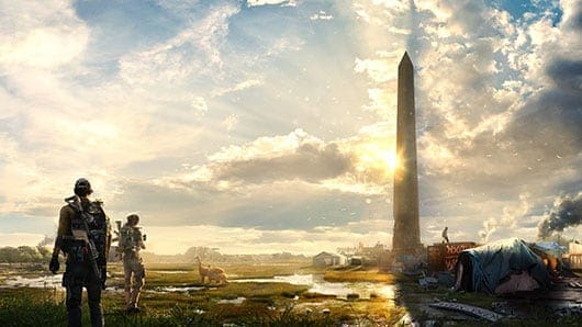 tom clancys the division 2 washington dc
