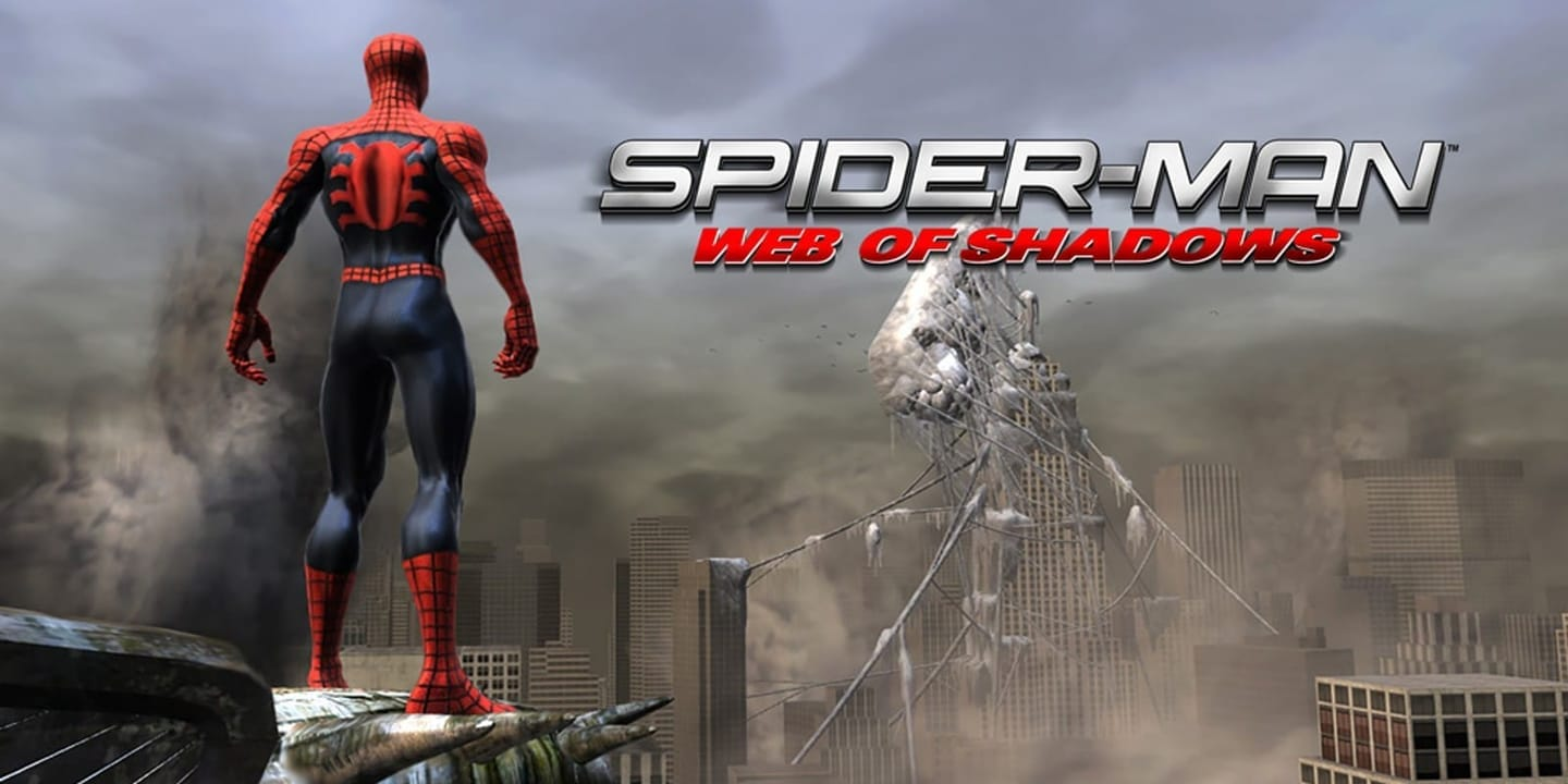 spider man web of shadows 1