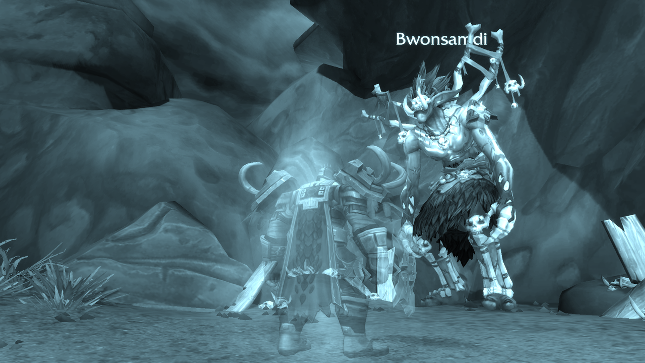 world of warcraft battle for azeroth bwonsamdi
