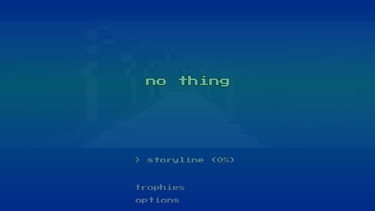 no thing gameplay header