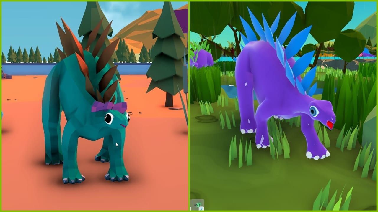 parkasaurus art evolution