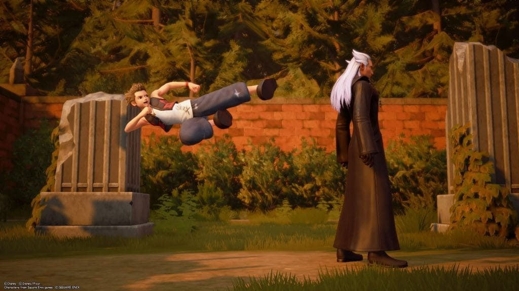 kingdom hearts iii review best kid