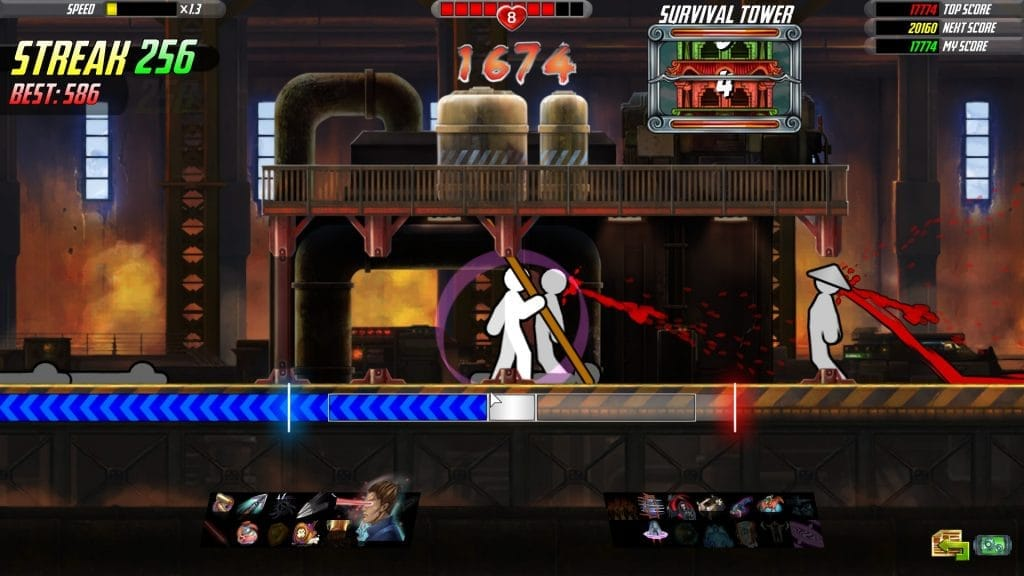 one finger death punch 2 review staff