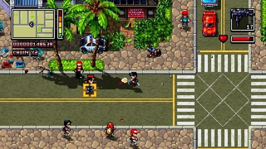 shakedown hawaii screenshot