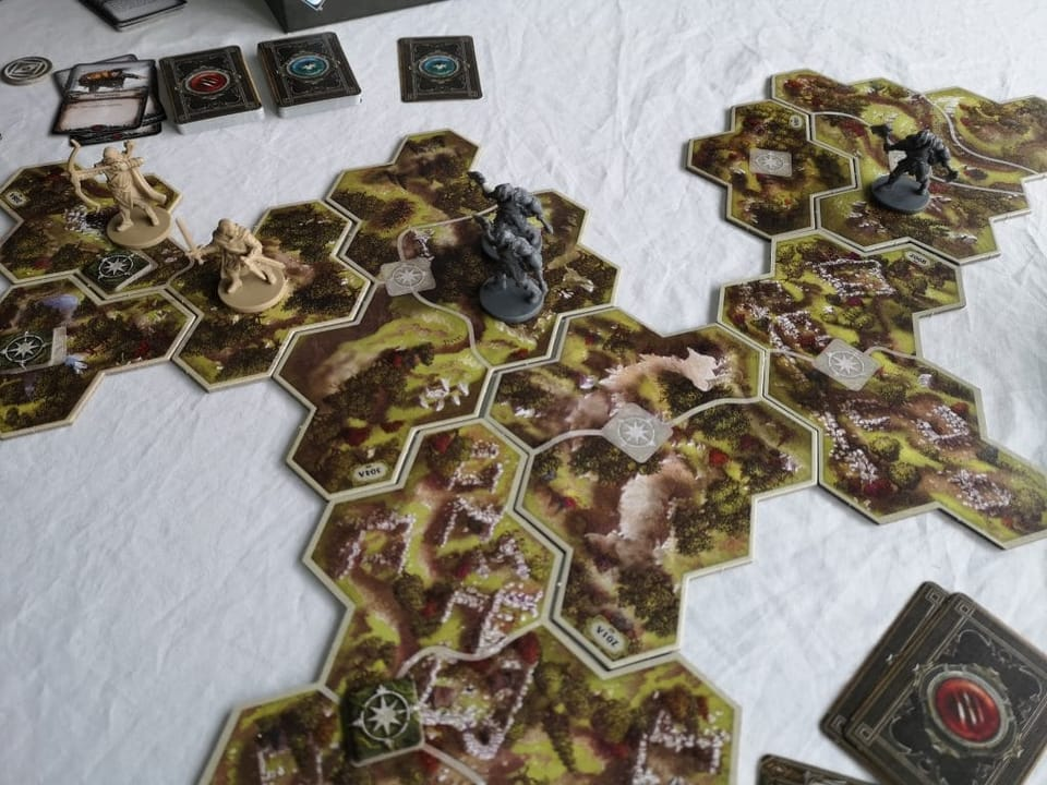 lord of the rings journeys in middle earth 16