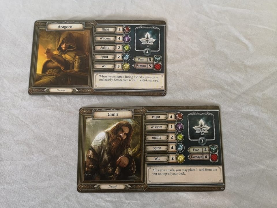 lord of the rings journeys in middle earth 6