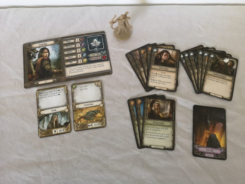 lord of the rings journeys in middle earth 7