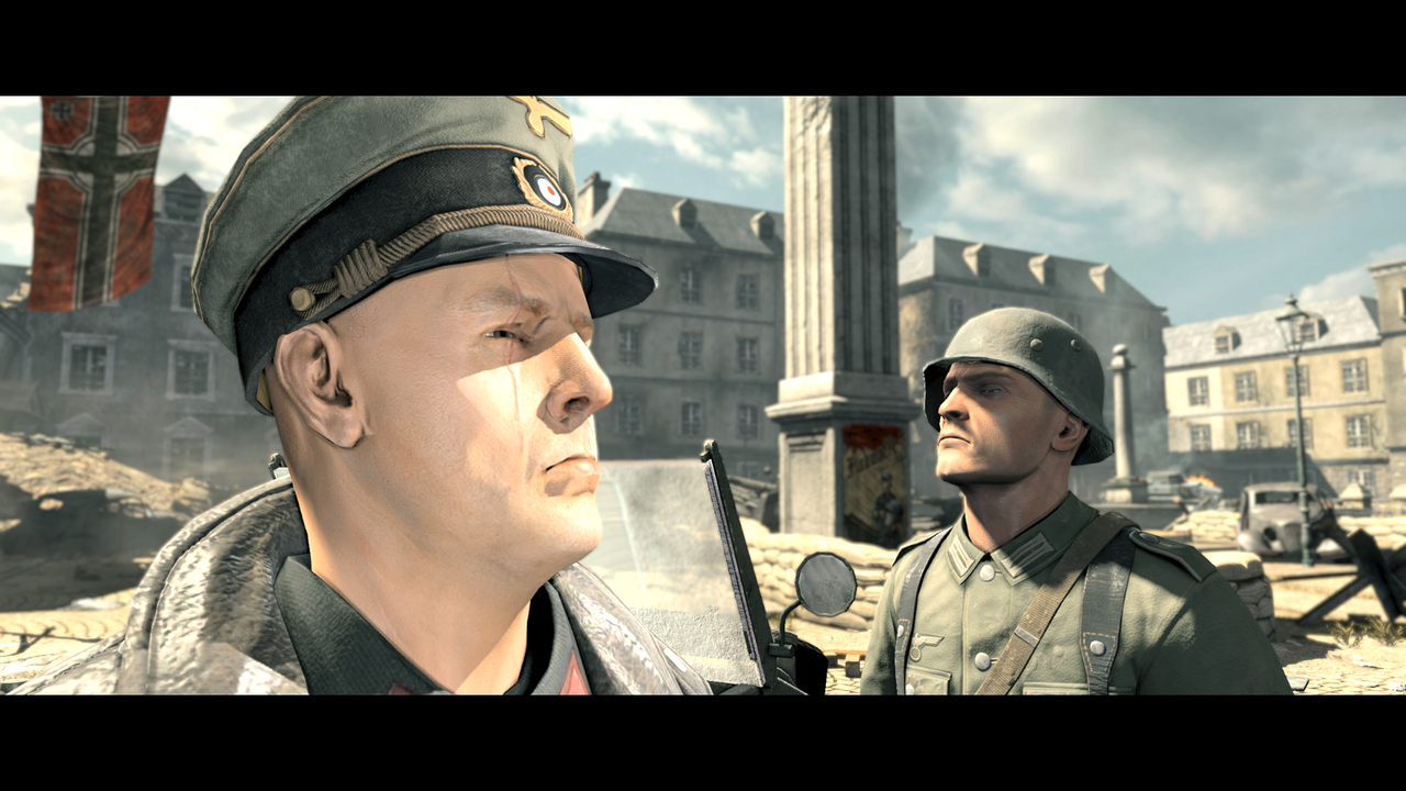 sniper elite v2 remastered gameplay nazis