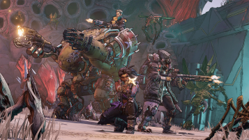 borderlands 3 group fight