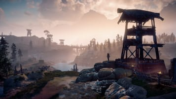 Horizon Zero Dawn VR Rumor Watchtower