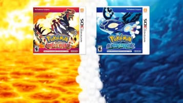 Pokemon ORAS Promo Art