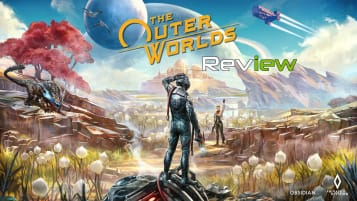 The Outer Worlds Review Header