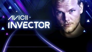 The key art for AVICII Invector