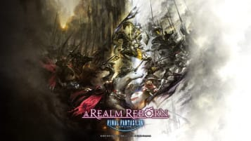Final Fantasy 14 Realm Reborn Art