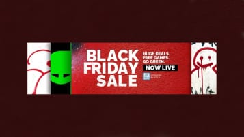 Green Man Gaming Black Friday Sale 2019