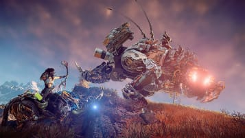 Guerrilla Games Sony Worldwide Horizon Zero Dawn Arrow