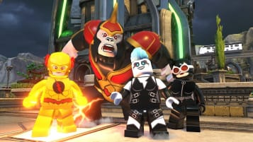 Lego DC Play Together