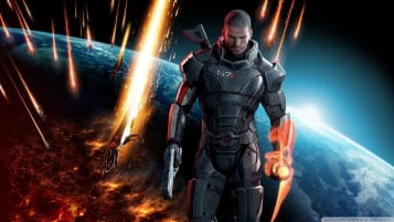 Mass Effect 3 Key Art