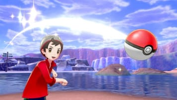 Pokemon Sword and Shield Screen