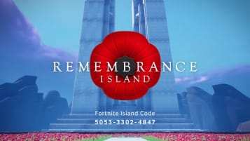 Royal Canadian Remembrance Island