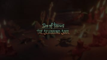Sea of Thieves: The Seabound Soul cover