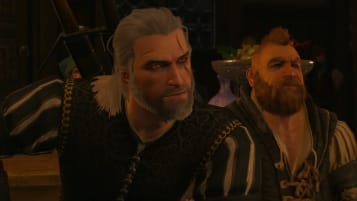 The Witcher 3 Game Pass Geralt