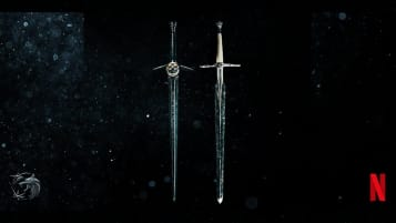 The Witcher Netflix Season 2 two swords