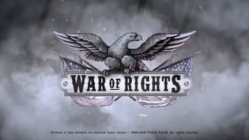 War of Rights Logo