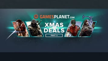 Gamesplanet Xmas Deals Part 3 cover