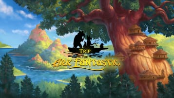 Trip the Ark Fantastic logo