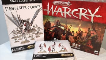 WarCry Flesh Eater Courts