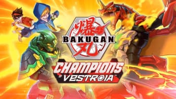 Bakugan: Champions of Vestroia cover