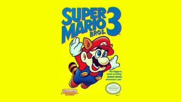 Left Super Mario Bros. 3 auction Heritage Auctions cover