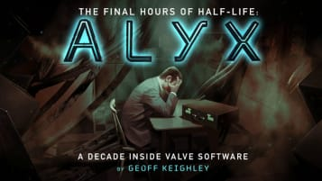 The Final Hours of Half-Life: Alyx cover