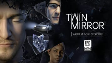 Twin Mirror Header