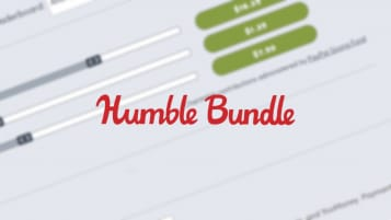 Humble Bundle sliders cover