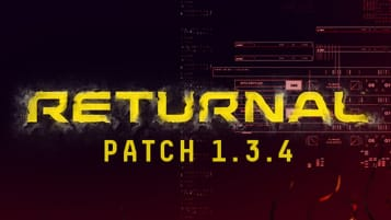 Returnal patch