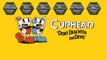 Cuphead Indie Game of the Year Awards