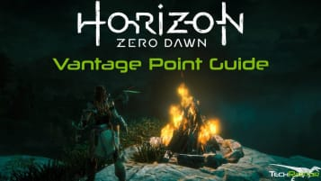 Horizon Zero Dawn Vantage Point Guide