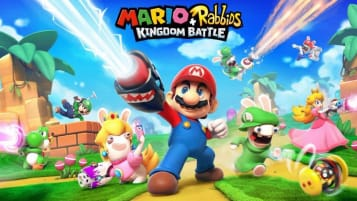 Mario+Rabbids Kingdom Battle Art