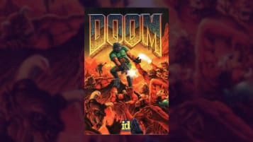 DOOM Original Box Art