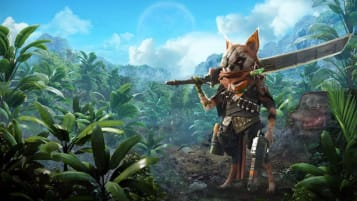 BioMutant Key Art